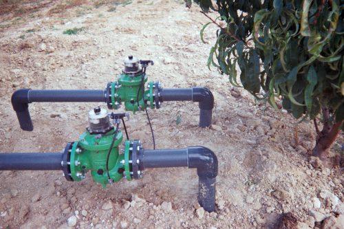 Etudes et réalisations - irrigation