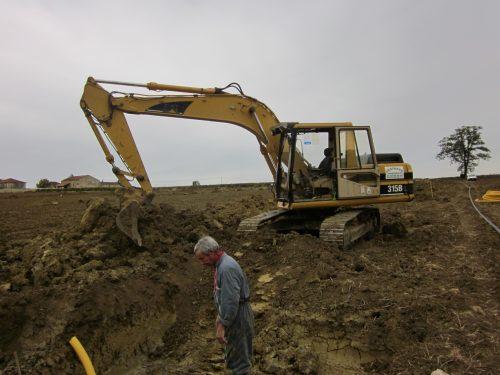 Expertise drainage - quelques aspects du chantier