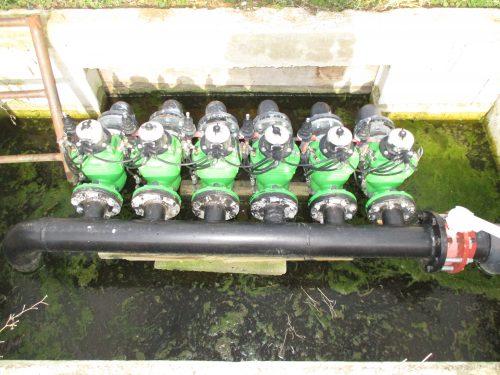 Expertise irrigation agricole