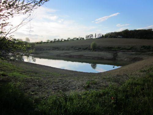 Expertise mauvaise implantation de lac