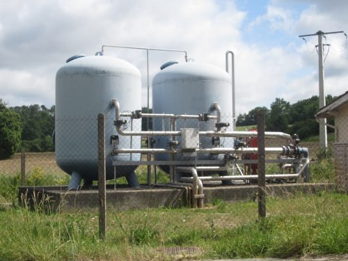 Expertise station de filtration de l'eau